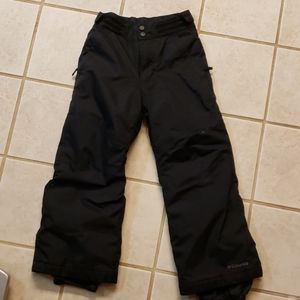 Size 6 Columbia snow pants